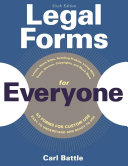 Legal Forms for Everyone: Leases, Home Sales, Avoiding Probate, ...