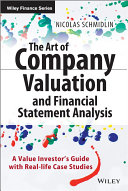 The Art of Company Valuation and Financial Statement Analysis
