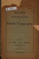 Catalogue of Rare Books