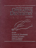 The Art and Science of Operative Dentistry Book