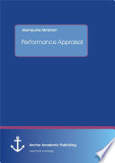 Performance Appraisal Book