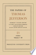 The Papers of Thomas Jefferson  Volume 21 Book PDF