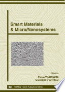 Smart Materials   Micro Nanosystems Book