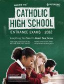 Master the Catholic High School Entrance Exams