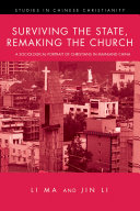 Surviving the State  Remaking the Church