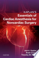Essentials of Cardiac Anesthesia for Noncardiac Surgery E-Book