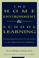 The Home Environment   School Learning