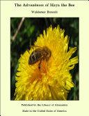 The Adventures of Maya the Bee Pdf/ePub eBook