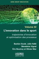 Pdf L'innovation dans le sport Telecharger