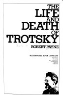 The Life and Death of Trotsky Book