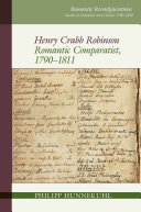 Henry Crabb Robinson