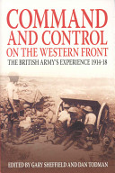 Command and Control on the Western Front
