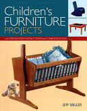 Children's Furniture Projects