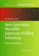 Next Generation MicroRNA Expression Profiling Technology