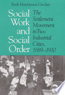 Social Work and Social Order