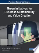 Green Initiatives for Business Sustainability and Value Creation Book