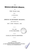The Wesleyan Methodist Magazine