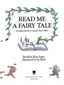 Read Me A Fairy Tale Book PDF