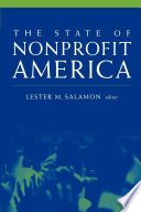 The State of Nonprofit America
