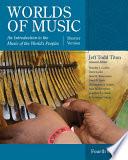 Worlds of Music  Shorter Version Book PDF