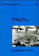 Pdf Handling, Grading, and Disposal of Wool