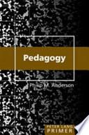 Pedagogy Primer Book