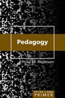 Pedagogy Primer