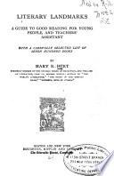 Literary Landmarks Book