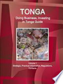 Doing Business and Investing in Tonga