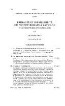 Ephemerides theologicae Lovanienses