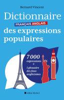 Dictionnaire français-anglais des expressions populaires ebook