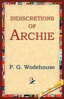 Indiscretions of Archie [Pdf/ePub] eBook