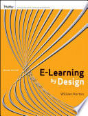 """e-Learning by Design"" by William Horton"