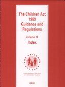Pdf The Children Act 1989