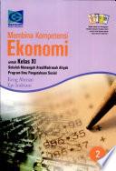 Ekonomi dan Akuntansi: Membina Kompetensi Ekonomi