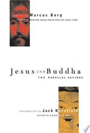 Jesus and Buddha banner backdrop