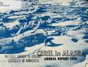 CRREL in Alaska  Annual Report