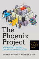 The Phoenix Project [Pdf/ePub] eBook