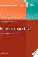 Polysaccharides I Book