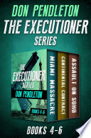 The Executioner Series Books 4   6