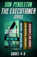 The Executioner Series Books 4–6 [Pdf/ePub] eBook