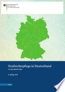 Strafrechtspflege in Deutschland