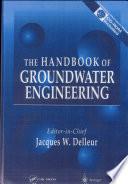 Handbook of Groundwater Engineering