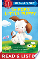 The Poky Little Puppy Step into Reading  Read   Listen Edition Book PDF