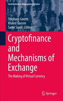 Cryptofinance and Mechanisms of Exchange