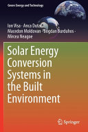 Solar Energy Conversion Systems in the Built Environment Book
