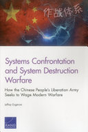 Systems Confrontation and System Destruction Warfare