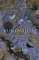 The Bundahi%sn [Pdf/ePub] eBook