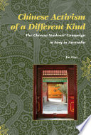 Read OnlineChinese Activism of a Different KindFull Book