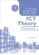 Books - Cam/Ie Igcse Ict Theory Workbook | ISBN 9781471890369
